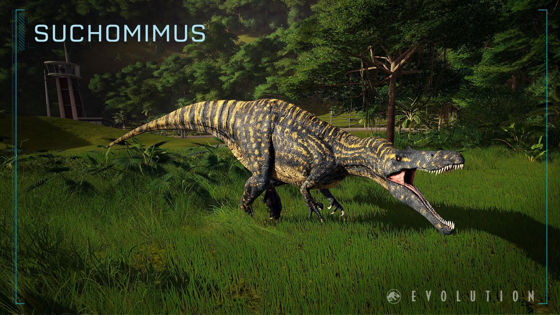 Suchomimus jw e jurassic park wiki fandom powered by wikia - Dinosaure de jurassic park ...