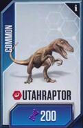 Utahraptor JPTG