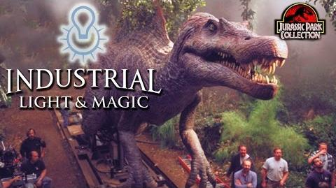 ILM Press Reel Jurassic Park 3