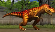 Jurassic world the game tyrannosaurus rex level 30 by kaijudialga-d8wv3z7