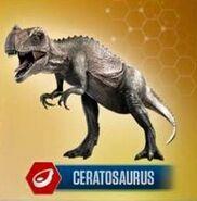 Ceratosaurus JW