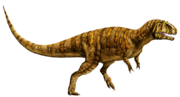 Jurassic world metriacanthosaurus by sonichedgehog2-d8jnv3u