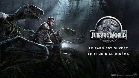Jurassic World Bande-Annonce Officielle 2 VF HD Au cinéma le 10 juin-0