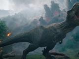 Tyrannosaurus rex (Isla Nublar)/Film