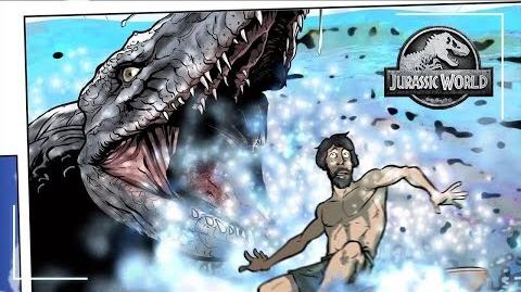 A Rising Tide - Motion Comic Jurassic World