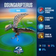 Dsungaripterus Spotlight