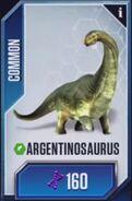 Argentinosaurus JWTG