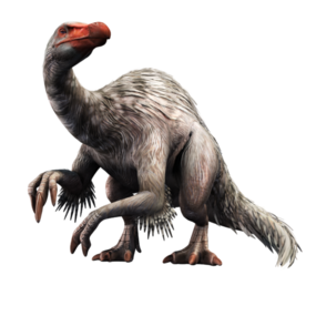 Deinocheirus profile