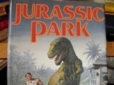 Tyrannosaurus rex (Isla Nublar)/Novel