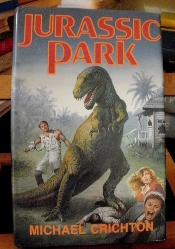 jurassic park thesis statement