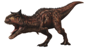 Jurassic world carnotaurus v2 by sonichedgehog2