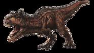 Jurassic world carnotaurus v2 by sonichedgehog2