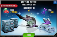 Dunleosteus Special Offer