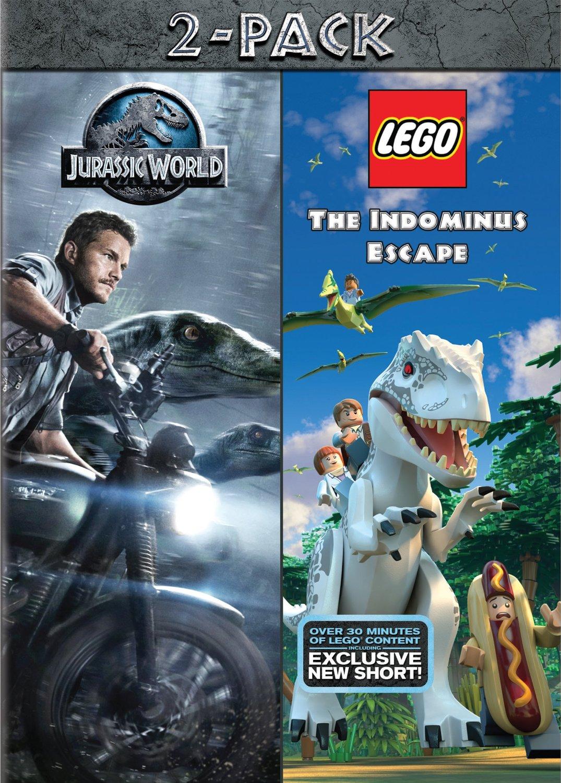 LEGO Jurassic World: The Indominus Escape | Jurassic Park
