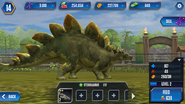 JWTG Stegosaurus Level2