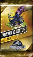 Kraken 18 Statue Pack
