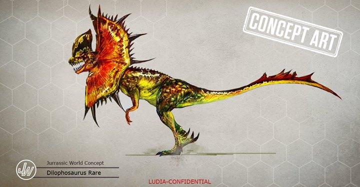 Dilophosaurus Hibrido | Jurassic Park Wiki | FANDOM powered by Wikia