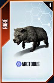 Arctodus Card