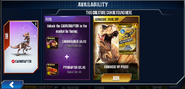 Carnoraptor Availability