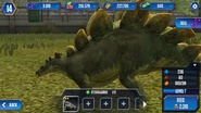 JWTG Stegosaurus Level7