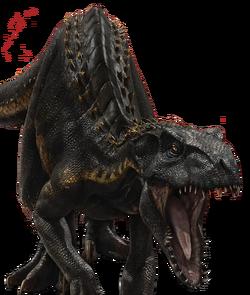 Jurassic world fallen kingdom indoraptor by sonichedgehog2-dcc96yw