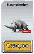Jurassic-Park-Builder-Elasmotherium