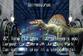 Jurassic Park DNA Factor Spinosaurus