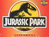 Jurassic Park: Paint and Activity Center