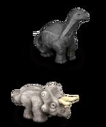 Jwm TriceratopsApatosaurus