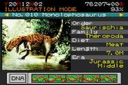 010 - monolophosaurus