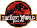 The Lost World Jurassic Park - Logo