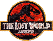The Lost World Jurassic Park - Logo