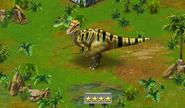 Level 40 Edmontosaurus