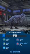 Majungasaurus JWA