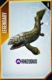 Rhizodus Card