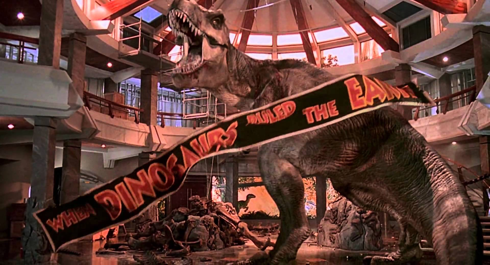 Image result for When Dinosaurs ruled the earth jurassic park