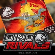 Dino Rivals Savage Strike Blue Ver2 1