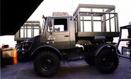 Lost world unimog
