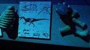 Afrovenator in Jurassic World Files