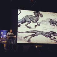 Indoraptor concept