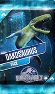Dakosaurus Pack