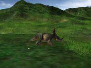JPOG styracosaurus
