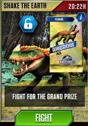 Shake The Earth (Gorgosuchus)
