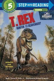 T rex hunter or scavenger 2015