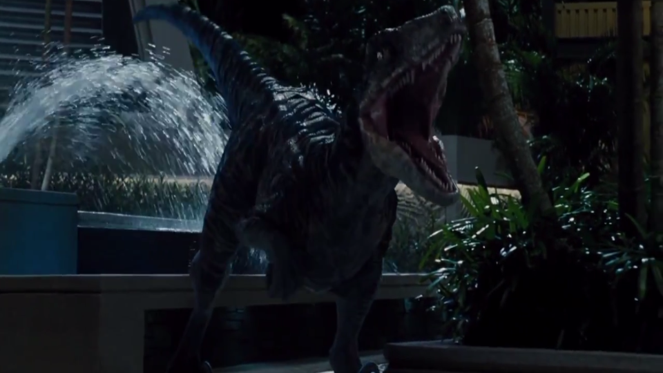 Echo Jurassic Park Wiki Fandom Powered By Wikia