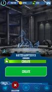 Hatzegopteryx Hologram JWA