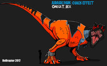 Jp chaos effect omega t rex updated 2017 by hellraptorstudios d1xx7k7-fullview