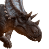 Chasmosaurus Icon Evolution