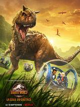 Jurassic World Colo du Crétacé Poster 2