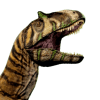 Metriacanthosaurus Icon Evolution